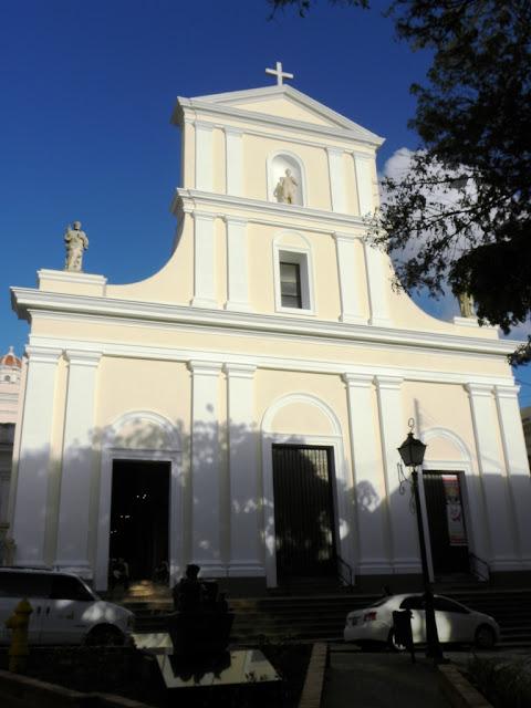 Cathedral San Juan