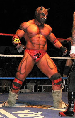 Gronda - The Most Popular Luchador in 2015