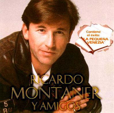 Ricardo Montaner feliz de joven