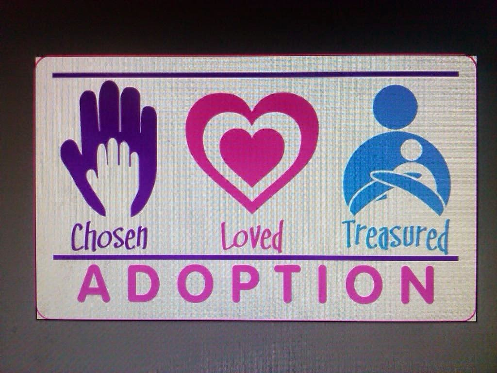 Adoption Car Decals