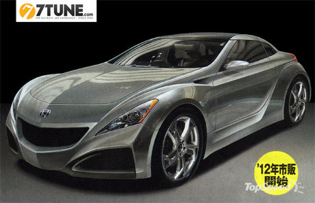 Car Maniax And The Future 2012 Sports Cars
