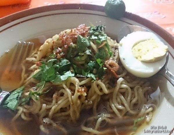 Kuliner Pangkal Pinang - Mie Koba