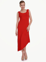 Red Cocktail Dress 2014