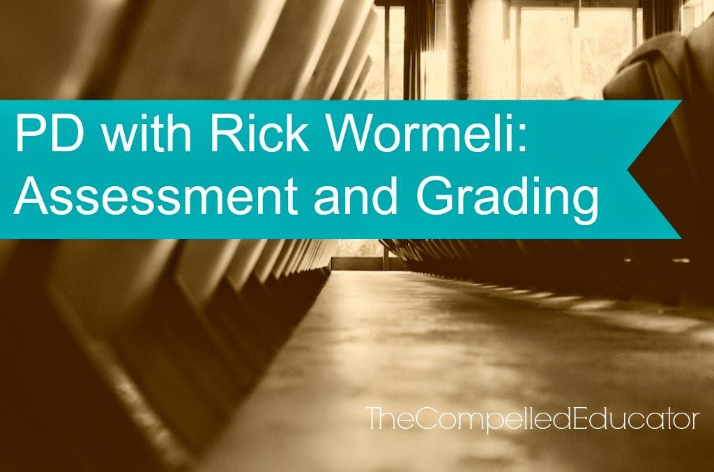 classroom grading wormeli
