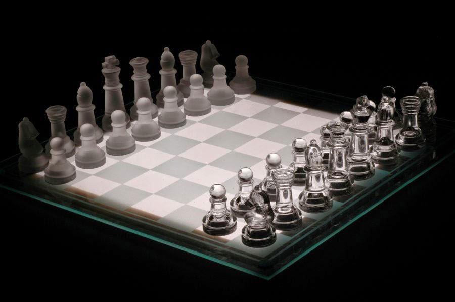 empezar una partida de ajedrez: