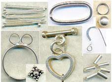 hacer pulseras de plata