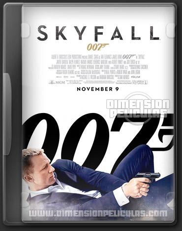 Skyfall 007 (DVDRip 720p Inglés Subtitulada) (2012)