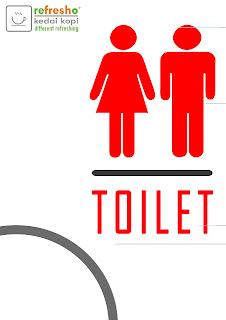 Toilet Warung Kopi