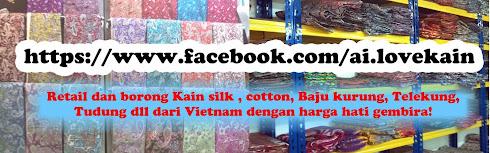 Kain Cotton Murah, Silk, Tudung, Telekung dll Borong atau Retail! Jom berniaga!