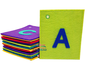 Flash Felt ABC