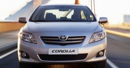 Toyota Corolla E