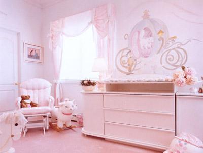 Camerette Per Neonati Rosa : Imbiancare casa idee idee per imbiancare e decorare la cameretta