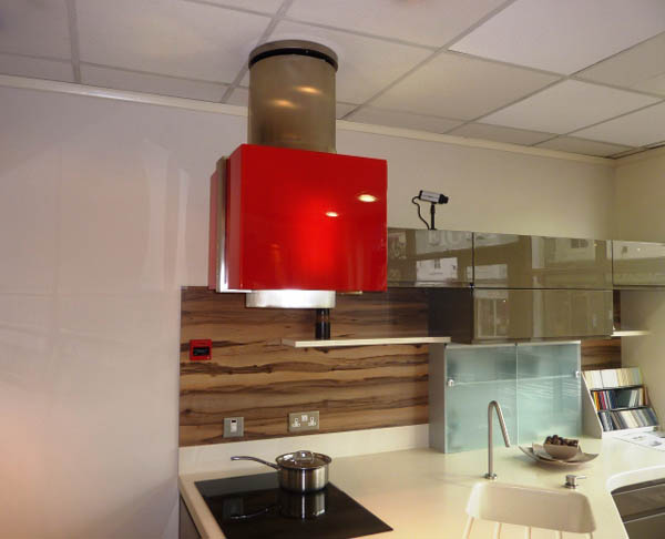 Hogares frescos campanas de cocina de dise o for Campanas de cocina de diseno