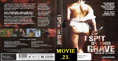 I Spit On Your Grave, 1978, Rape, Unrated, The Original,