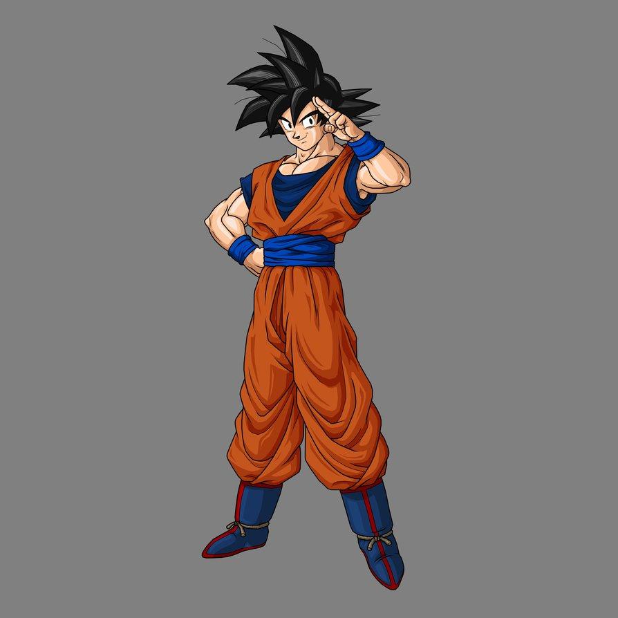 Ficha de Henry; Goku_Late_Base_by_Rexobias