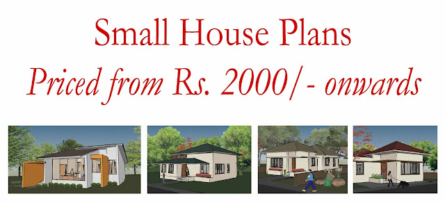 Small House Plans from Rs 2000 onward