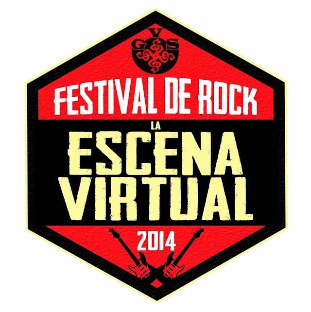 """En Facatativá, festival de rock """"La Escena Virtual"""""""