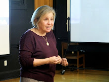 BELLE FRANK, EVP Y&R, AND BIC PROF, WRAPS UP HER RESEARCH COURSE
