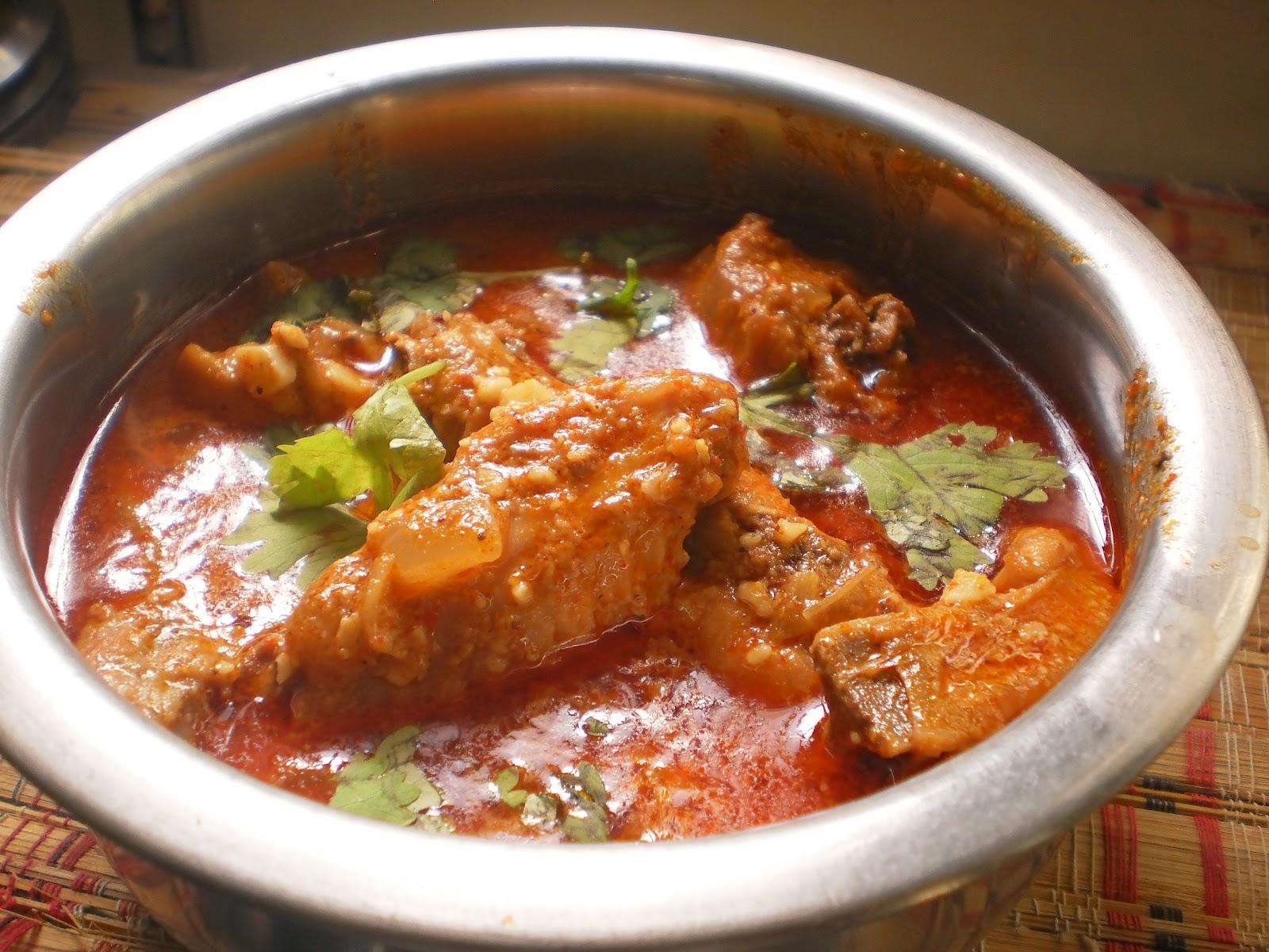 Kashmiri Chicken Curry Recipe ~ Easyfud
