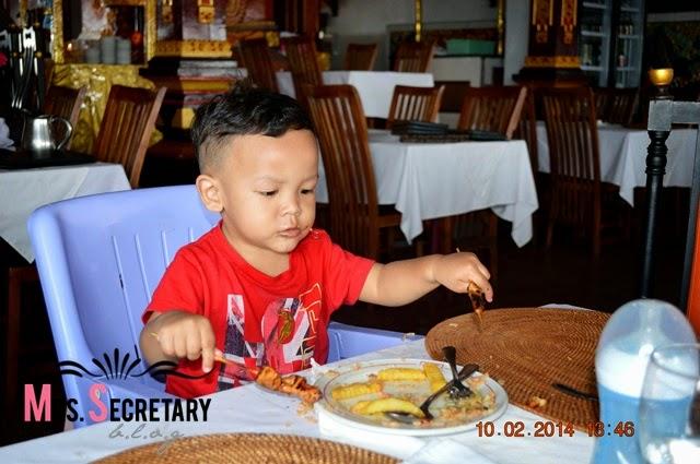 Percutian Ke Bali 2014 Part 7 Luncheon Volcano Kintamani Bersantai Sambil Minum Kopi Dalam Hutan Satria Coffee Processing