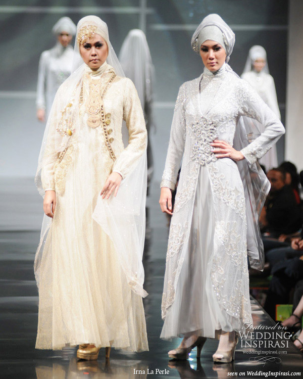 Evening wear pun menjelma high fashion, konsep eksklusif busana muslim