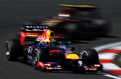 F1 - Sebastian Vettel Menang Di German GP 2013
