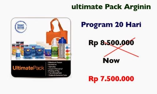 Harga 1 Paket Herbalife Pelangsing