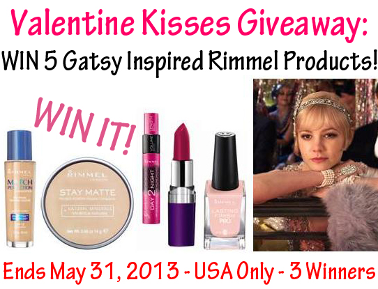 Rimmel Giveaway!
