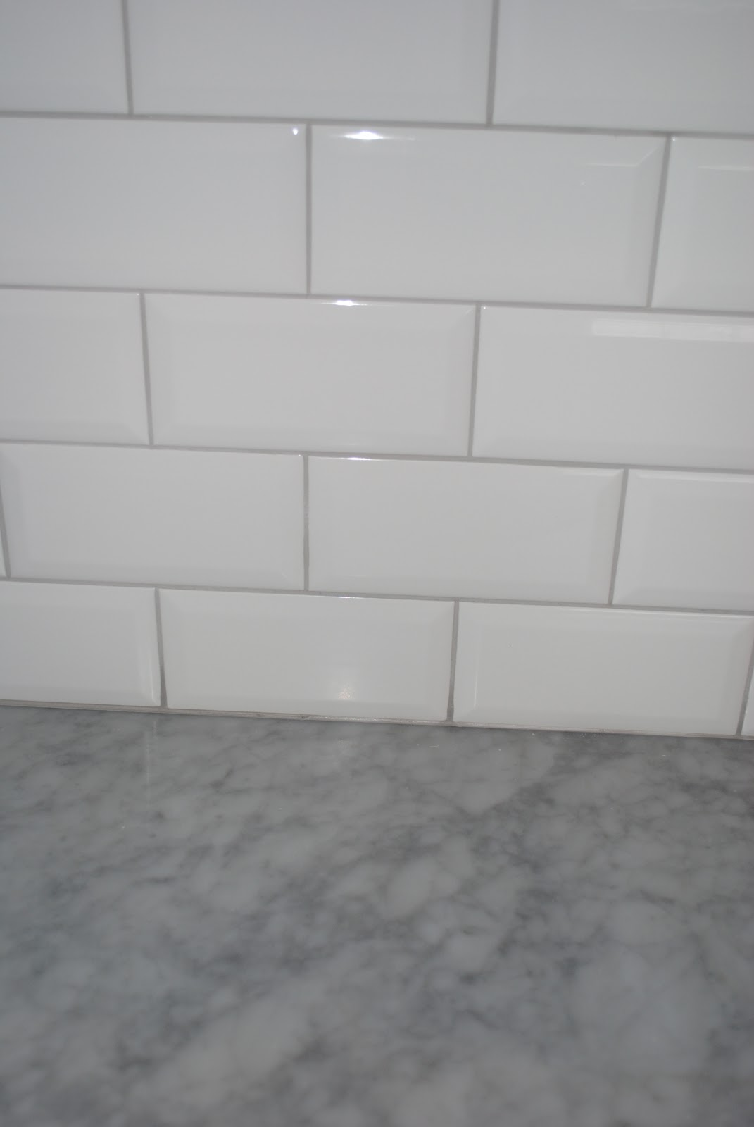 Tiles going in tomorrow should i change grout gray grout with gray counters dailygadgetfo Gallery