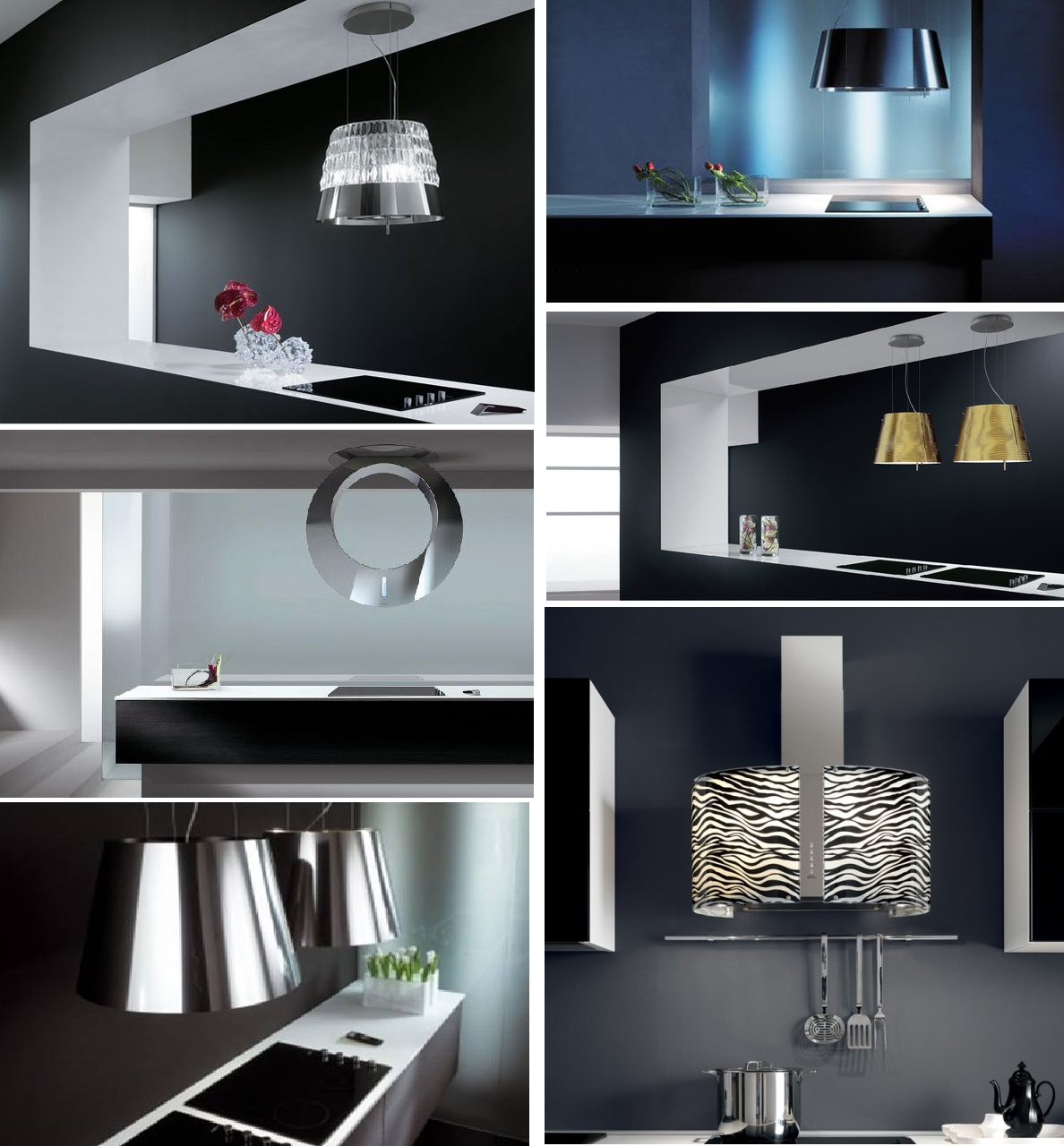Design na cozinha contemporânea: ilhas e penínsulas #786F4A 1188 1280