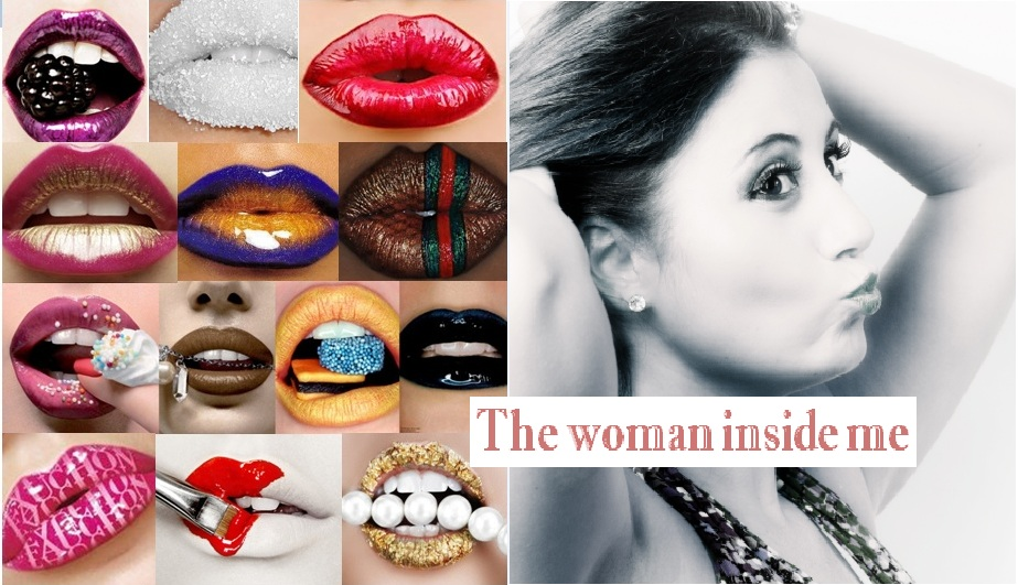 The woman inside me