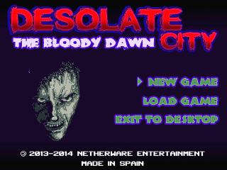 Terror, acción y supervivencia en Desolate City: The Bloody Dawn, un RPG de acción para estas navidades