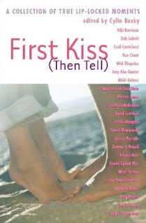 first kiss then tell quote and saying wallpaper