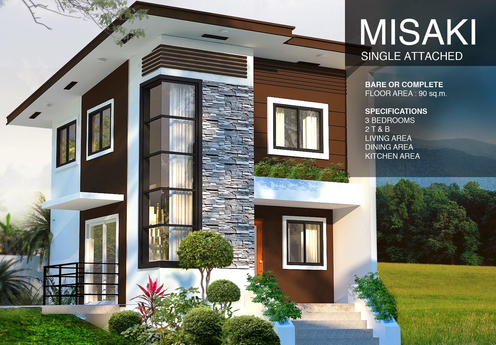 Misaki House And Lot Zuri Residences Taytay Rizal