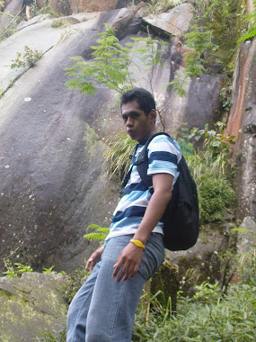 rock climbing at kElud