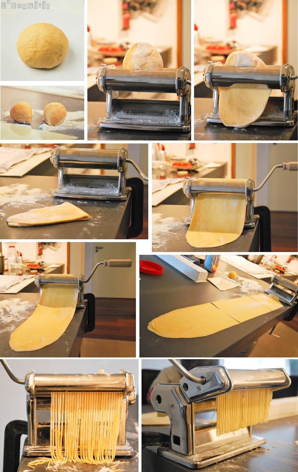 L 39 exquisit pasta fresca - Maquina para hacer pastas caseras ...