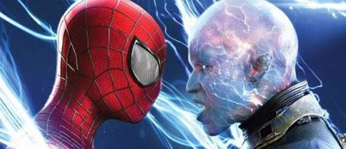 spider-man andrew garfield electro jamie foxx