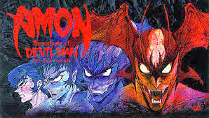 Amon The Apocalypse of Devilman
