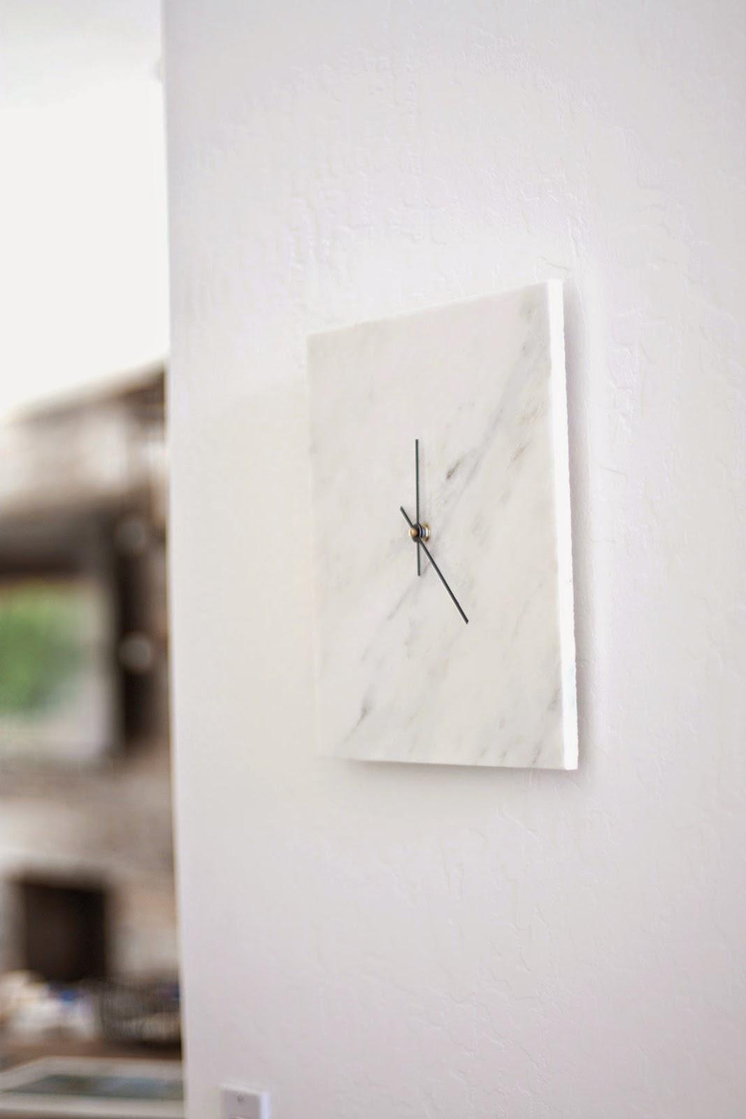 Reloj de Marmol Para Pared, Tutorial