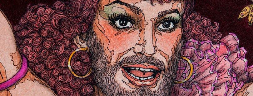 Darcy Penteado, ativista LGBT, é tema de exposição em São Paulo