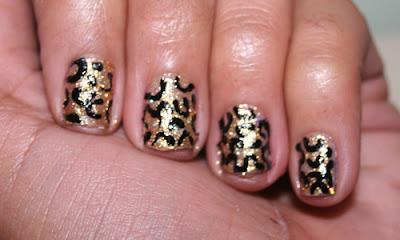 uk beauty blog nail art