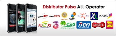 Welcome To Mega Pulsa All Operator