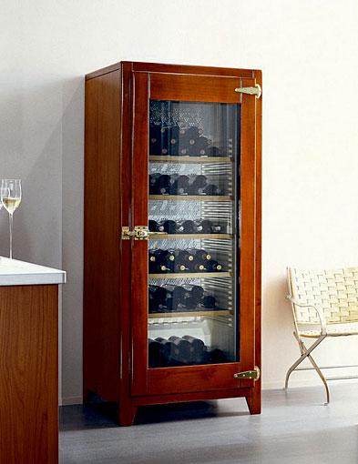 Vinotecas retro y vintage - Muebles para vinoteca ...