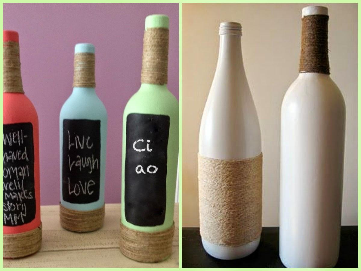 Spray Bottle Painting Ideas