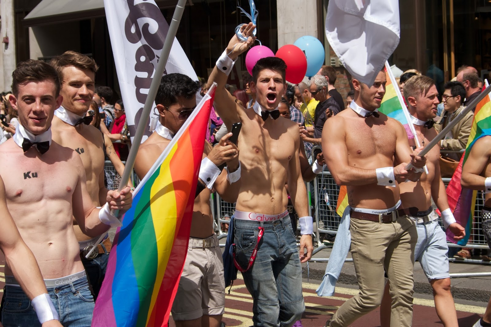 from Jerome london gay pride