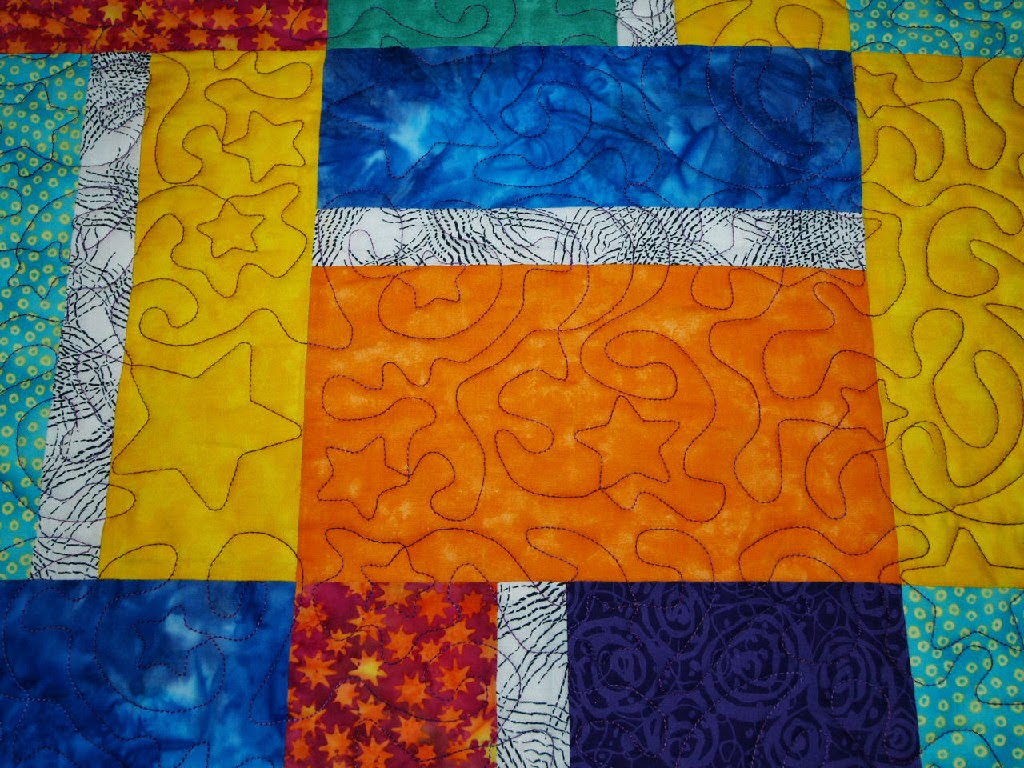 Lynne Capps's Between Friends Quilt