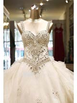 Wedding Dress Guide for Petite Women.