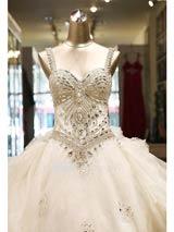 Wedding Dress Guide for Petite Women.