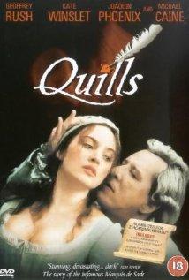 Quills 2000 BRRip 480p 300mb ESub