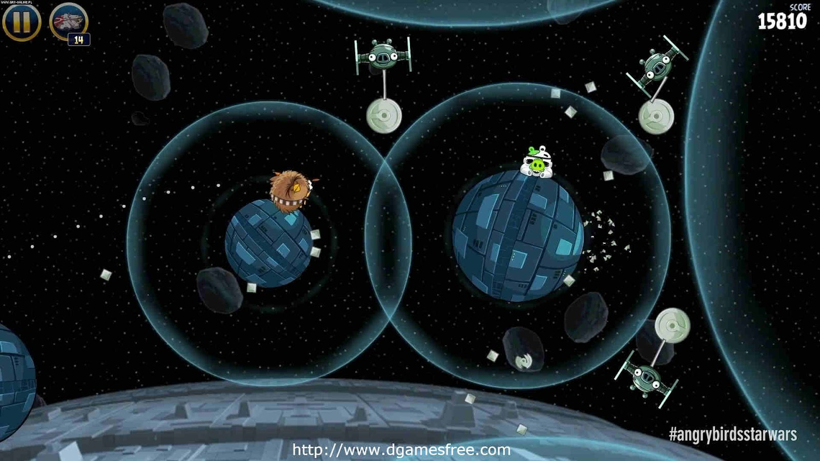 Download angry birds star wars game full cracked - Angry birds star wars 7 ...
